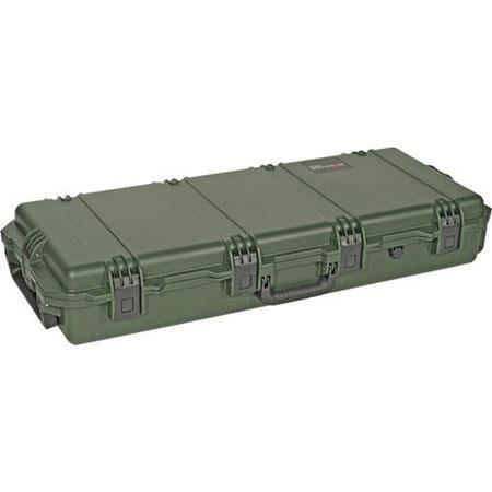 Pelican Storm iM Case Wheels Firearms up to Watertight Padlockable Case No Foam or Divider Interior  66 - 779