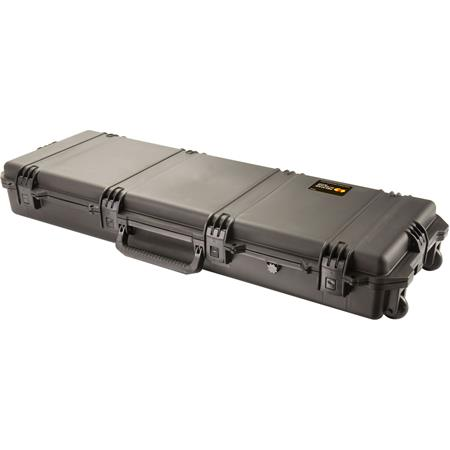 Pelican Storm iM Case Wheels Firearms up to Watertight Padlockable Case No Foam or Divider Interior  92 - 215