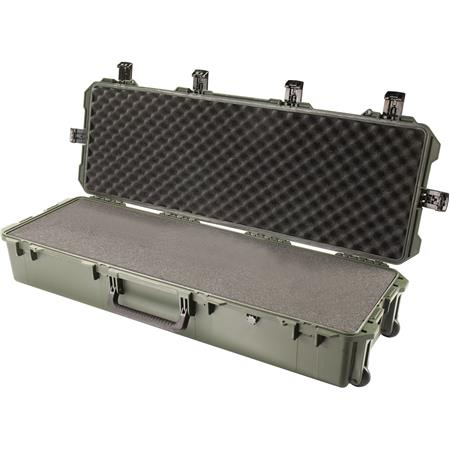 Pelican iM Storm Case Wheels Multiple Firearms up to Watertight Padlockable Case Multilayer Solid Fo 232 - 444