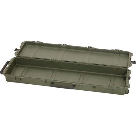 Pelican Storm iM Case Wheels Multiple Firearms up to Watertight Padlockable Case No Foam or Divider  73 - 526
