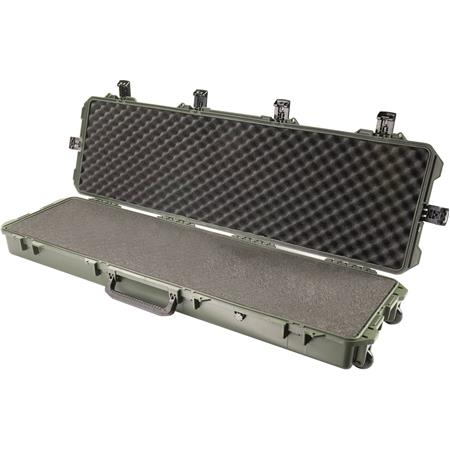Pelican Storm iM Case Wheels Multiple Firearms up to Watertight Padlockable Case Multilayer Solid Fo 96 - 665