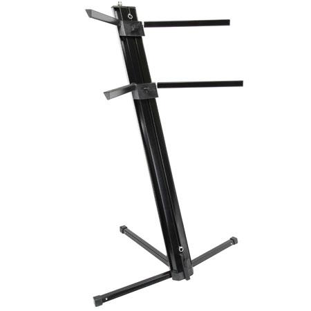 Strukture Professional Two Tier Column Keyboard Stand 100 - 578