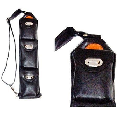 Sucaro Smooth Nappa Leather Freedom Strap Drop Lock Flaps 32 - 404