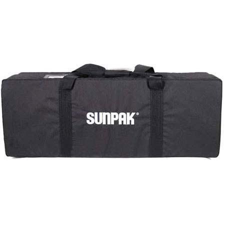Sunpak Platinum Series Carrying Case holds Monolights Stands Accessories 180 - 639