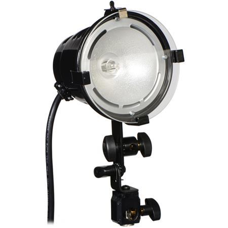 Smith Victor Versatile Watt Quartz Light umbrella mount 120 - 148