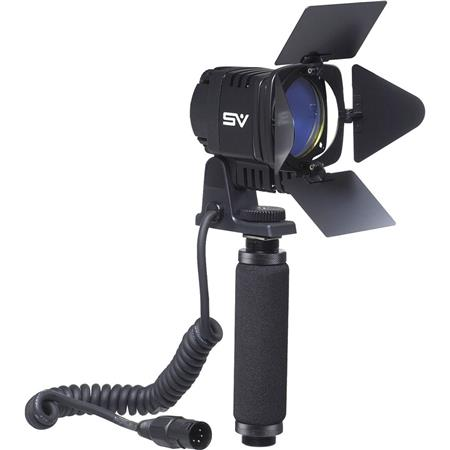 Smith Victor SV DC On Camera Interview Video Light 117 - 453