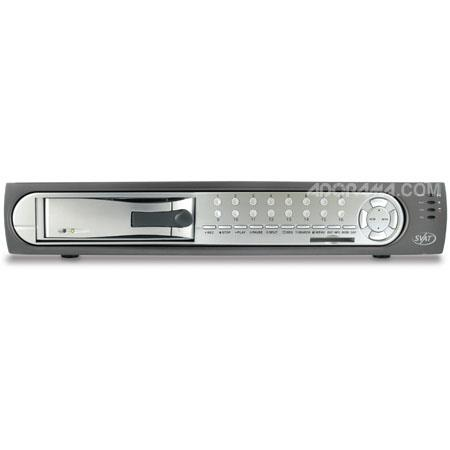 SVAT Web Ready Channel Deluxe Security DVR 192 - 651