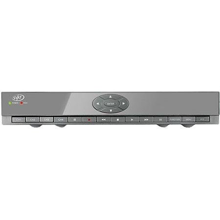 SVAT Electronics Smart Phone Compatible H DVR Security System Coaching iMenu GB HDD USB Backup Smart 211 - 262