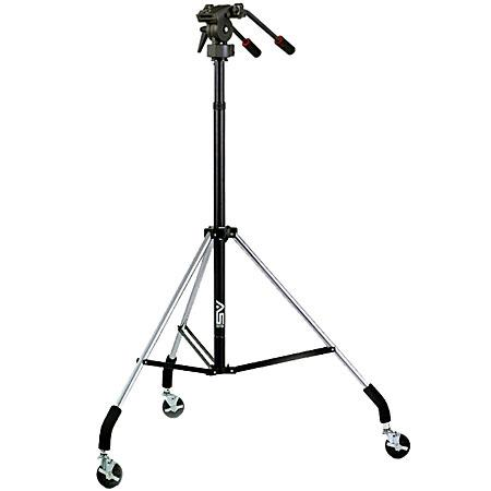 Smith Victor Dollypod V Wheeled Tripod Pro Two way Fluid Head 112 - 608