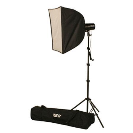 Smith Victor FlK Flashlite StarterAdd On Kit i Ws FlashLite Strobe Light Flash TubeSoft Box 33 - 601