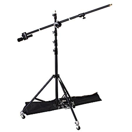 Smith Victor Heavy duty Port a boom Tall Boom Stand on Wheels 69 - 729