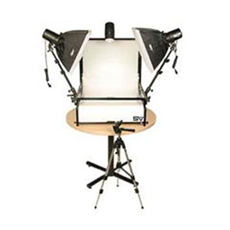 Smith Victor TST S Light Strobe Watt Second Shooting Table Kit 2 - 739