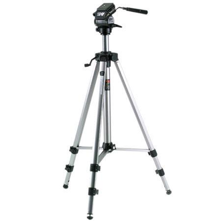 Smith Victor Titan Imperial Deluxe Tripod way Fluid Head 153 - 33