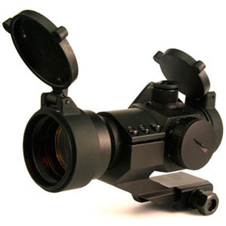 Swiftmm Tactical Series AR Riflescope Matte MOA Illuminated Dot Reticle 67 - 378