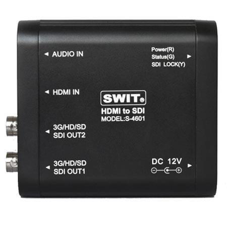 SWIT S HDMI to SDI Converter 228 - 215