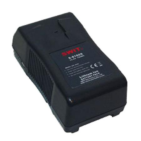 SWIT Pro Video Rechargeable Li ion Battery V Lock Mount WH D tap DC output 32 - 172