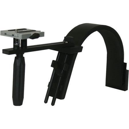 SwitroniDSLR PROC Shoulder Support Series Battery Mount Canon DD Requires Canon Part DR E 3 - 84