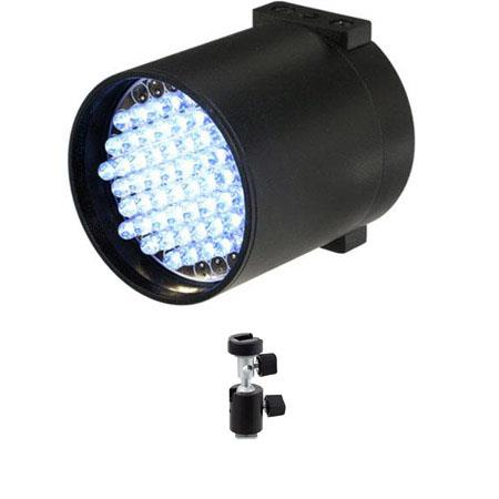 SwitroniTL Dimmable DC On Camera LED Light Bundle Light Stand Adapter 129 - 65