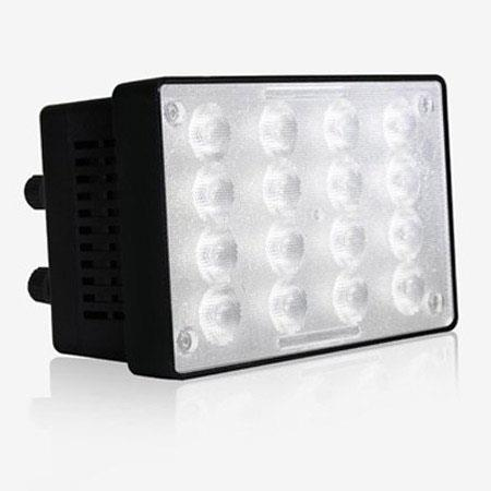 SwitroniTorchLED Bolt W LED On Camera Light to K Color Temperature W Power Consumption Dimming Range 155 - 206