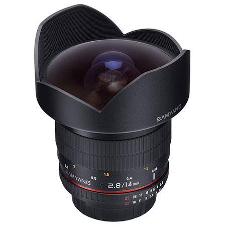 Samyang Ultra Wide Angle f IF ED UMC Lens Canon 62 - 400