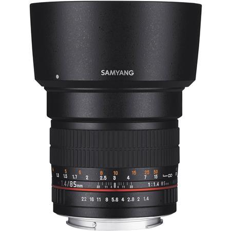 Samyang f Aspherical Lens PentaManual Focus 394 - 212