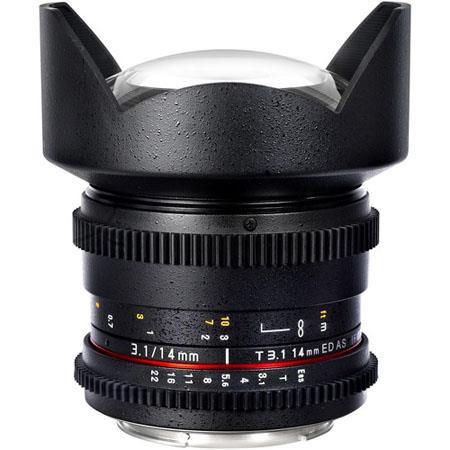Samyang T Cine Lens Canon EF Mount 89 - 212