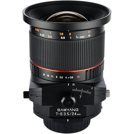 Samyang f ED AS UMC Tilt Shift Lens Nikon 60 - 677