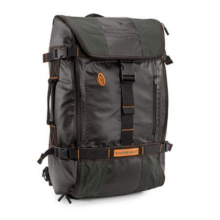 Timbuk Aviator Travel Backpack Medium FarpRipstop Carbon Ripstop 298 - 174