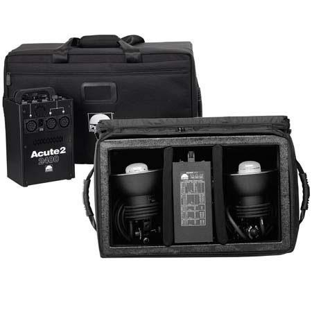 Tenba AC AT Topload Style Air Case the Profoto Acute or pack Two Flash Heads 71 - 470