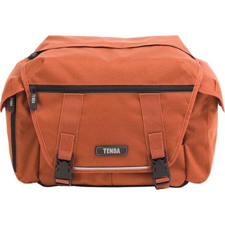 Tenba Lightweight Messenger Camera Bag Burnt DSLR Bodies Lenses Flash and Accessories 59 - 730