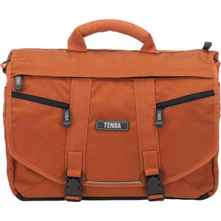 Tenba ProDigital Small Messenger Satchel Fits Laptops Small Camera System Burnt 216 - 798
