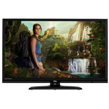 TCL LEHDF p LED HDTV Aspect Ratio Hz Refresh Rate USB VGAHDMI 246 - 736