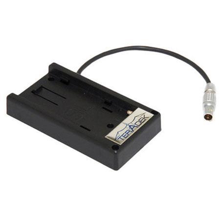 Teradek Battery Adapter Plate Panasonic CGA D Battery 271 - 230