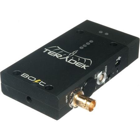 Teradek Bolt Wireless p SDI Monitoring Transmitter Receiver Set 121 - 118
