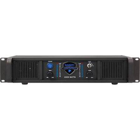 Technical Pro LZ U Professional CH Power Amplifier V W Peak Power  267 - 154