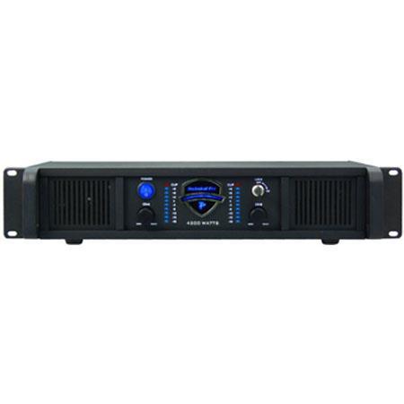 Technical Pro LZ U Professional CH Power Amplifier V W Peak Power  258 - 558