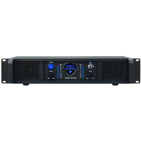 Technical Pro LZ U Professional CH Power Amplifier V W Peak Power  233 - 731