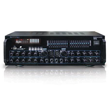 Technical Pro MM Professional Mic Mixing Amplifier USB SD Card Inputs 86 - 274