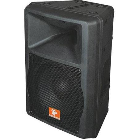 Technical Pro ProABS Molded Two Way Powered Loudspeaker 77 - 24