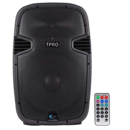 Technical Pro PWU W Way ActivePowered DJ Speakers Built In USBSD Inputs 29 - 217