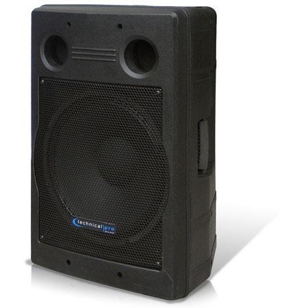 Technical Pro SUBNEO Light Weight Passive ABS Molded Subwoofer  88 - 707