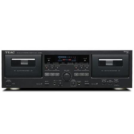 TEAC W R B Dual Auto Reverse Cassette Deck 35 - 660