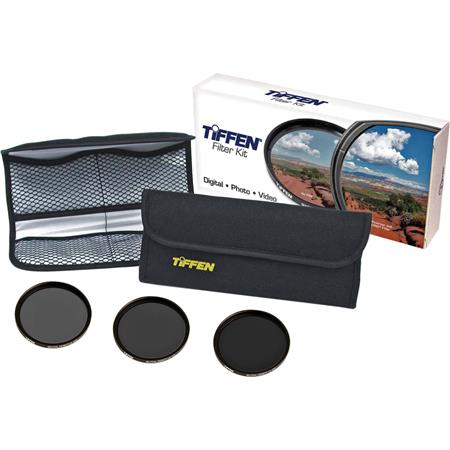 Tiffen Digital Neutral Denisty Filter Kit 102 - 455