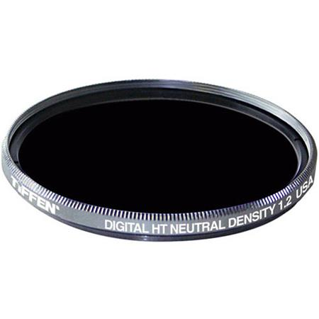 Tiffen Digital HTNeutral Density Glass Filter Light Transmission of  396 - 6