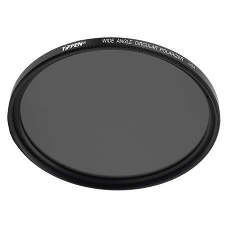 Tiffen Circular Polarizer Wide Angle Thin Glass Filter 278 - 318