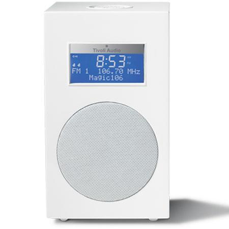 Tivoli Audio Model MFW Clock Radio FrostSilver 72 - 636