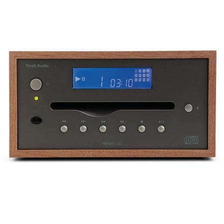 Tivoli Audio Model CD MCDTPEB Player Metallic Taupe 318 - 265