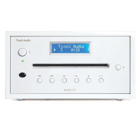 Tivoli Audio Model CD MCDWWB Player FrostWhite 119 - 192