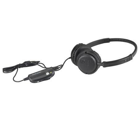 Tivoli Audio Radio Silenz RSBLK Active Noise Cancelling Headphones  130 - 792