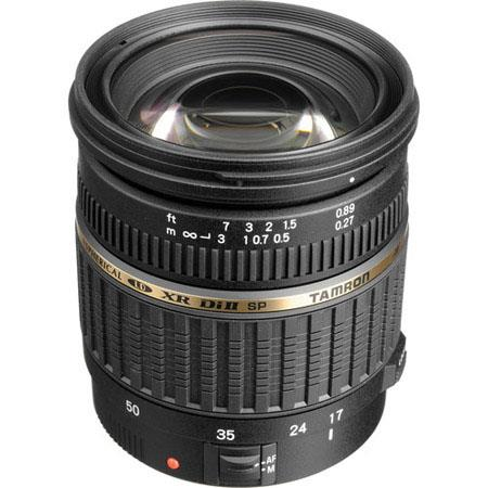 Tamron SP AF f XR DI II LD Aspherical IF Standard Zoom Lens Canon EOS Year USA Warranty 153 - 656
